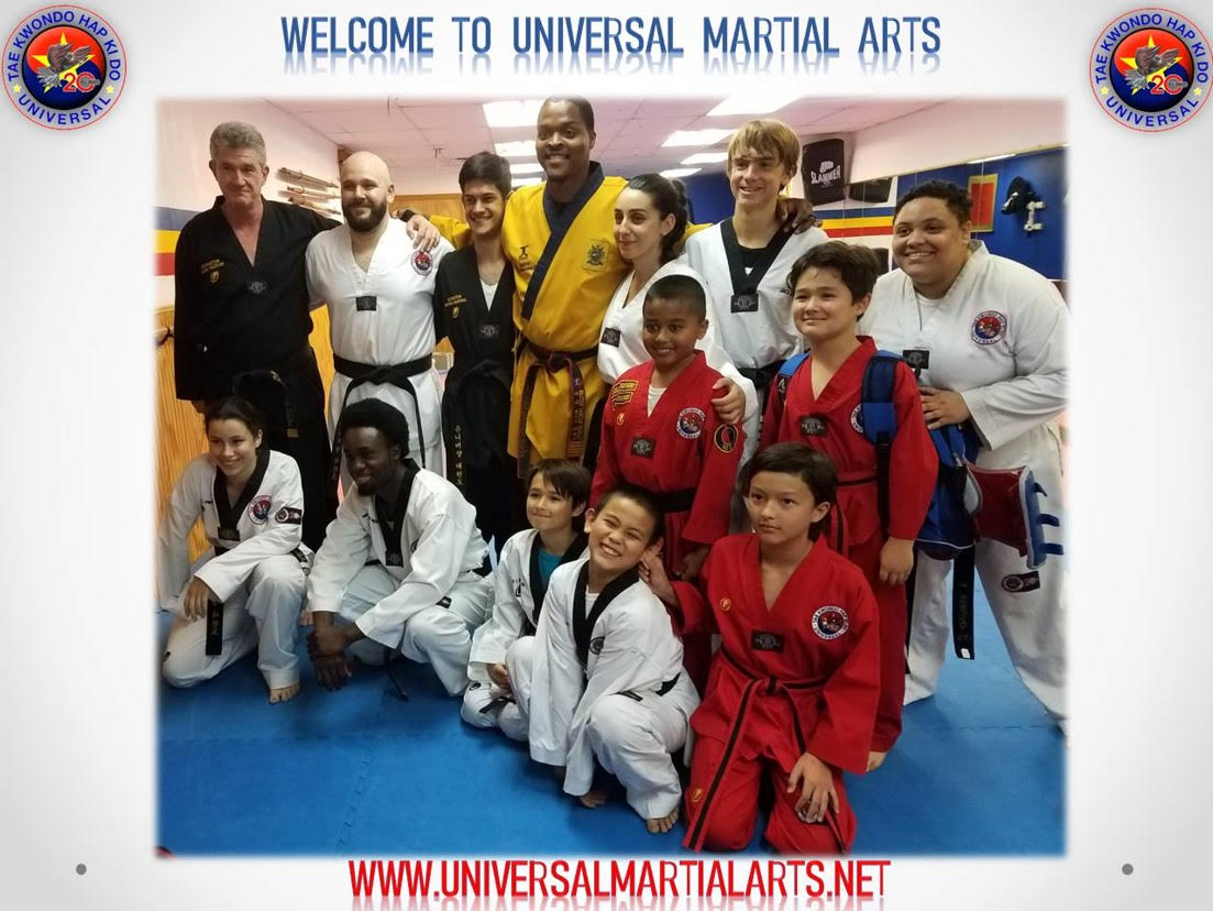 Universal Martial Arts - 48 Washington Street